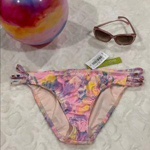 Gianni Bini swim bottoms Size L NWT